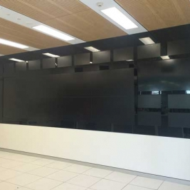 Legacy Way Video Wall